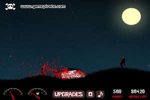 zombi avlama araba oyunlari