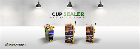 Plastik Cup Sealer mesin cup sealer cup sealer kemasan manual otomatis