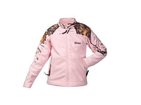 pink mossy oak jacket rocky s fleece jacket polyester pink mossy upc