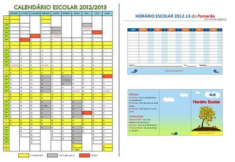 Calendario Escolar 2013 Quando Come 199 Am As Aulas 2013 Calend 193 Escolar 2013