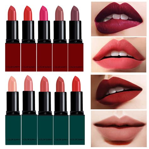 011 Stick Lipstick Matte Gold Waterpoof Lip Matte Putar compare prices on lip stick shopping buy low price lip stick at factory price