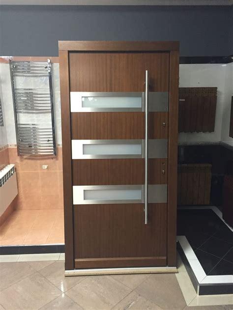 42 X 84 Exterior Door by 9 Best Modern Prehung Anthracite Grey Finish Meranti Wood