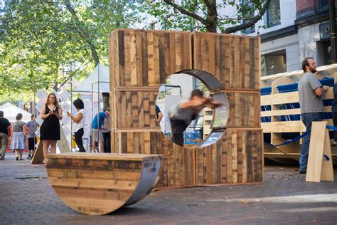 boat store seattle seattle design festival 2014 quot pop up street furniture