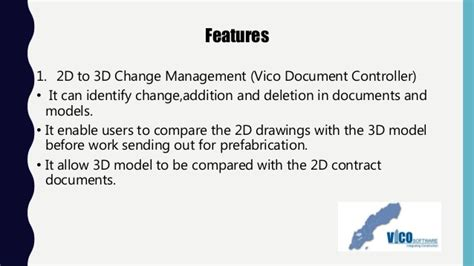 vico layout manager software presentation