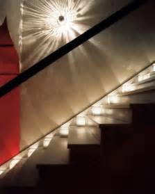 Decorating Ideas For Stair Walls by Staircase With Led Lights Sparkle Words Social Blog