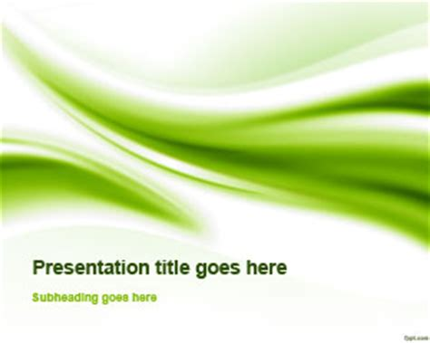 powerpoint themes green free download abstract archives free powerpoint templates