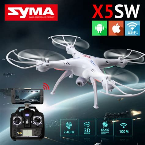 Syma X5sw Wifi Syma X5sw Explorers 2 Wifi Fpv Rc Quadcopter Drone With 2 0mp