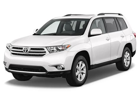 2012 Toyota Highlander Review 2012 Toyota Highlander Features Review The Car Connection