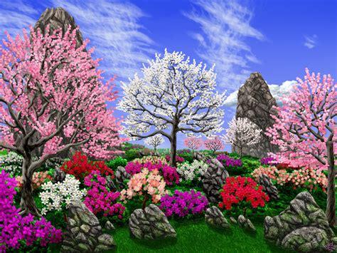 spring garden   love werribee