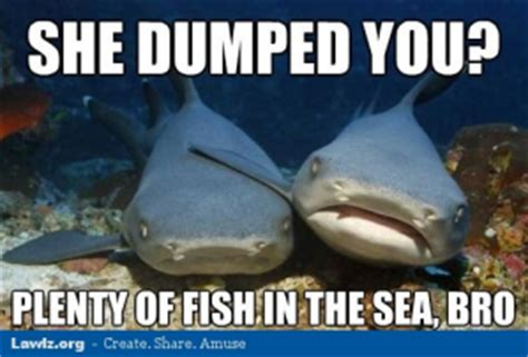 Fish In The Sea Meme - fish meme my day