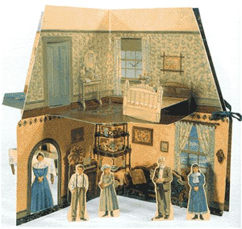 pop up doll house quot wow open this quot curious arts