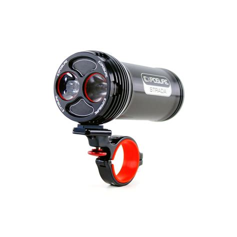 Exposure Lights by Exposure Lights Strada Mk5 Cycle Front Light Triton Cycles