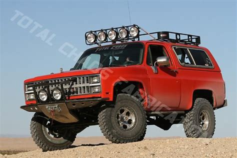 K10 Chevy Roof - cargo safari style roof rack for the k5 the 1947