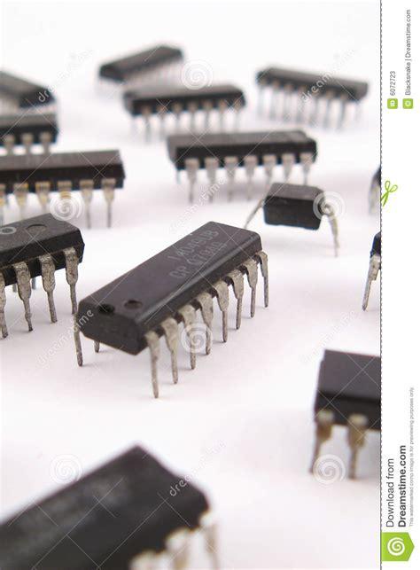chip integrated circuit chip integrated circuits stock photos image 6072723