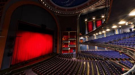 houston theatre district open house