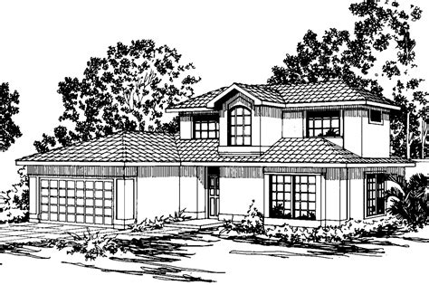 malibu house plans mediterranean house plans malibu 11 054 associated designs