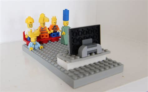 lego simpsons couch follow the things gifts simpson s couch gag