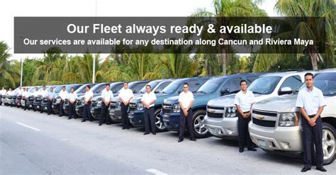 hotel transportation transportation services in cancun and riviera