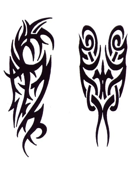 Tribal Tattoo Gallery Styles Tattoos Art Tribal Flash