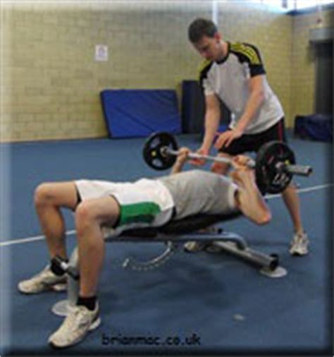 1rm bench press test weight training bench press