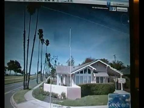 paul walker s house paul walker house ufo ovni or black crow flying cross or drone or ufo above his house