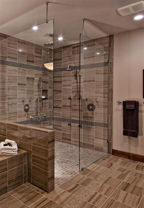 walk  showers ideas decoration goals page