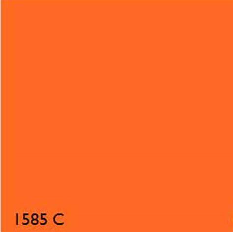 pantone c pantone fluorescent 1585c yellow range