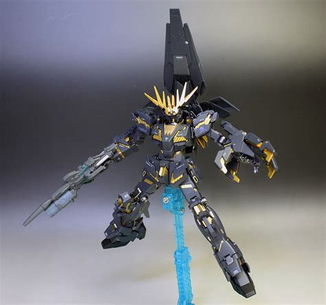 Rx Unicorn Gundam Banshee Norn 1 144 hguc 1 144 rx 0 unicorn gundam 02 banshee norn destroy mode improved painted build