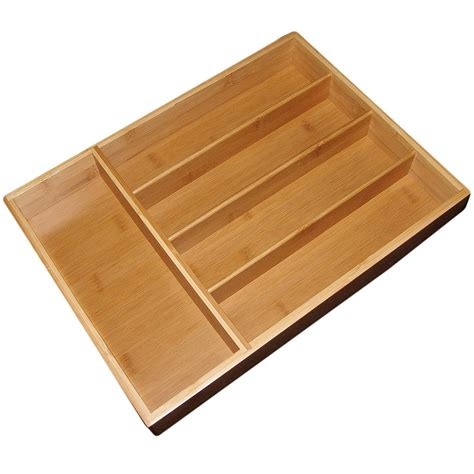 Cutlery Tray Small Drawer by Totally Bamboo Cutlery Tray Small New Free Shipping Ebay