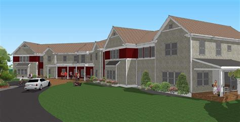 Three Story House Plans tabor academy set to build new energy efficient dorm