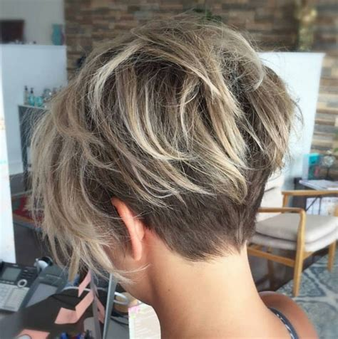 long pixie haircuts for women over 50 short cropped hairstyles for women over 50 short