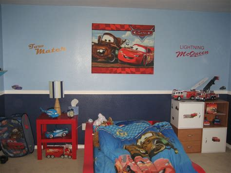 lightning mcqueen and tow mater wall canvas 8 cool