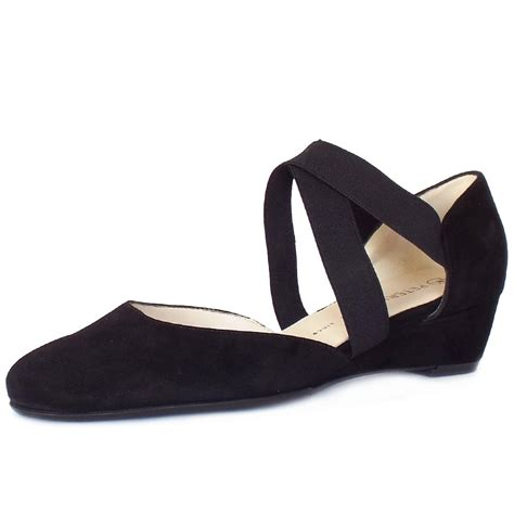 kaiser uk jaila black suede best selling summer
