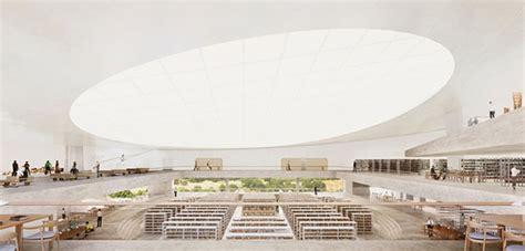 designboom israel herzog de meuron design israel s national library