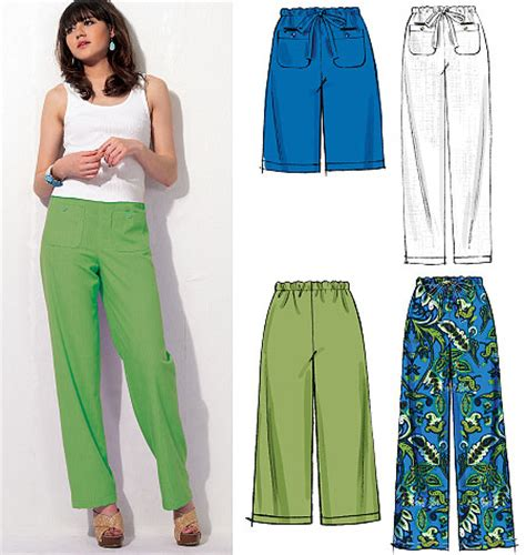 simple pattern for pants easy patterns for beginning sewers pants mccalls social