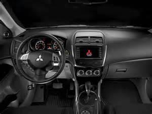 2014 Mitsubishi Outlander Sport Interior 2014 Mitsubishi Outlander Sport Price Photos Reviews