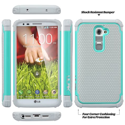 lg android phone cases hybrid rugged rubber impact matte cover skin for android phone lg g2 ebay