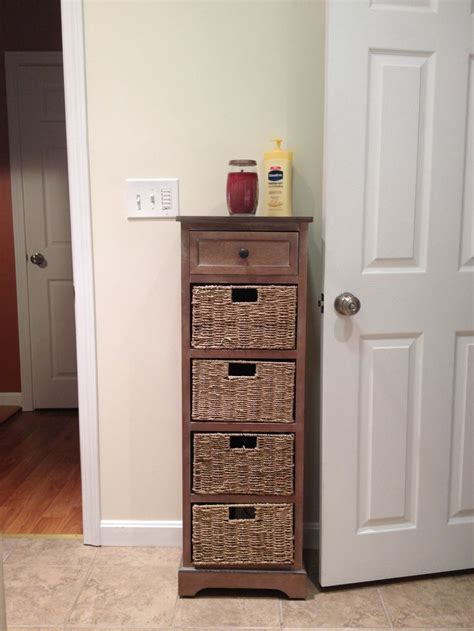 wicker bathroom storage cabinets bathroom storage cabinet 100 from home goods wood