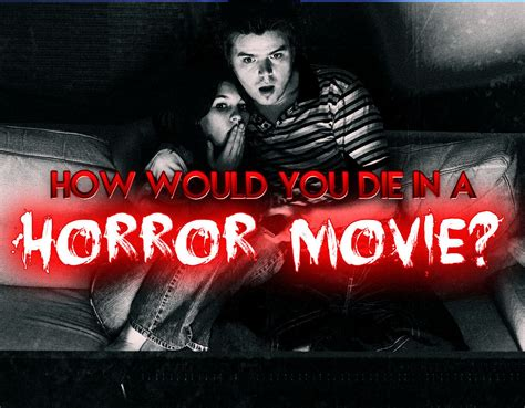 film personality quiz horror movie personality test watch free movies dvd