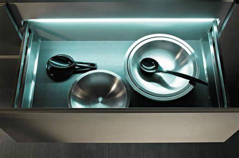 lade cucina design italiaanse design keukens verlichting in de