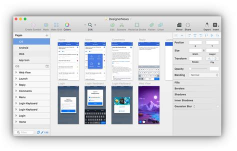 ui layout tool top 20 prototyping tools for ui and ux designers 2017
