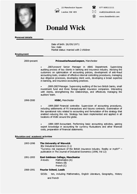 resume templates formatples in word download for free job pdf awful