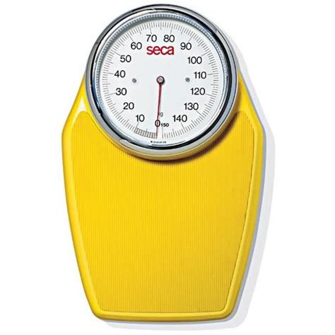 dial bathroom scale seca 760 dial bathroom scale yellow 320 x 1 lb coupons