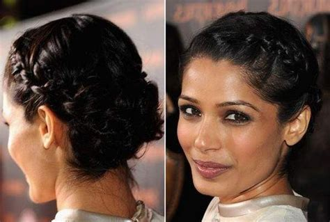 fox braid hairstyle updo african american 89 best updo s for bridemaids images on pinterest black