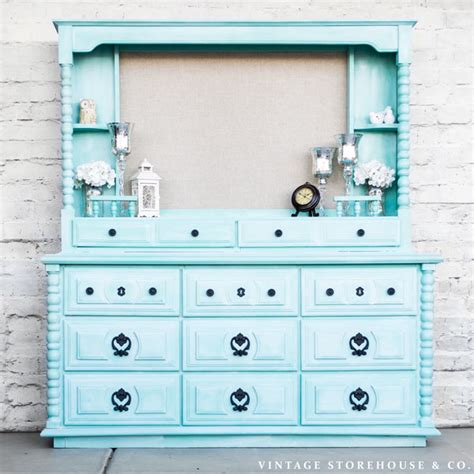 mint color dresser before after white washed mint dresser the vintage