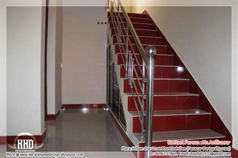 kerala home design staircase kerala model staircase desighns and models joy studio