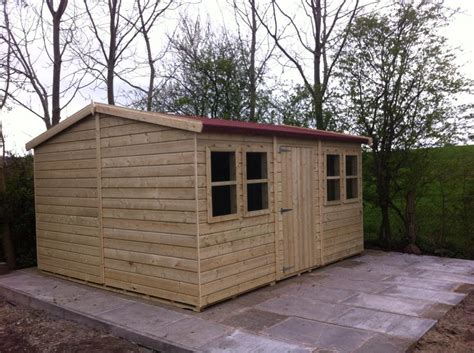 Outdoor Workshop Shed by Garden Workshop Or Garden Shed Which Is Better For You