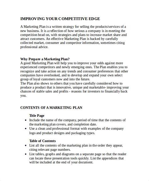 Advertising Plan Template 7 Free Word Excel Pdf Document Downloads Free Premium Templates Advertising Plan Template