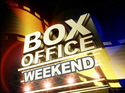 Box Office This Weekend by 3d 1 In Us And Foreign With 168m Scream 4