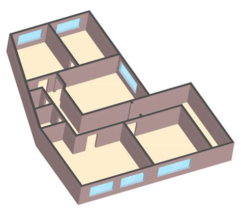 vector building tutorial how to create a 3d floorplan in illustrator